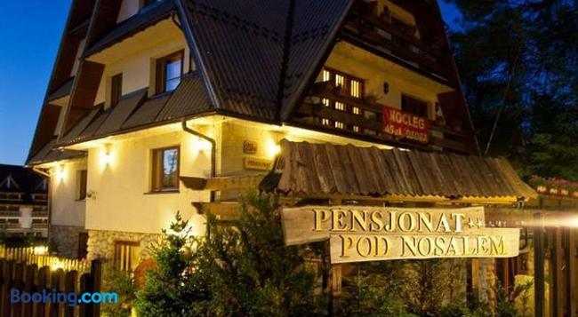 Pensjonat Pod Nosalem - Zakopane - Building