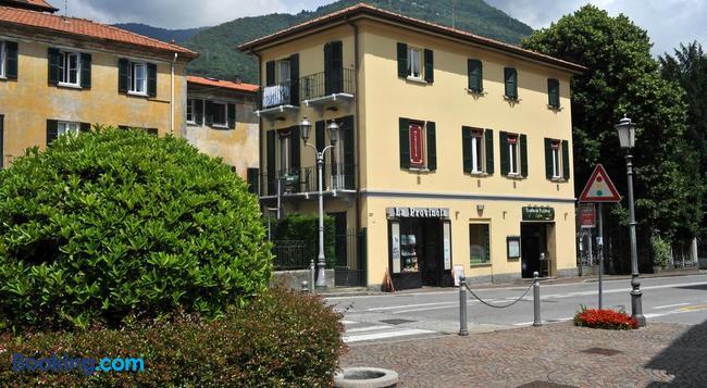 Trattoria Laghee Con Alloggio - Cernobbio - Building