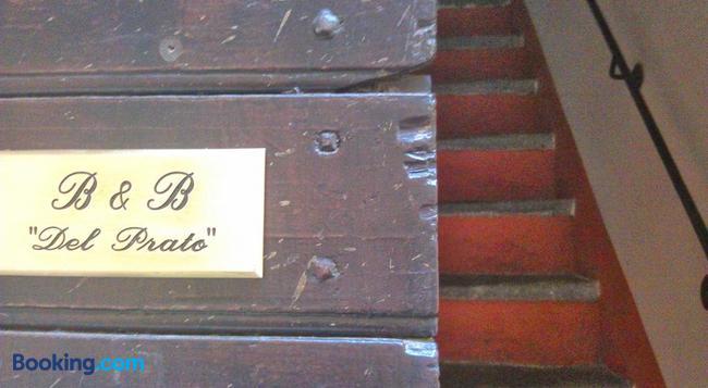 B&B Del Prato - Bagnoregio - Building