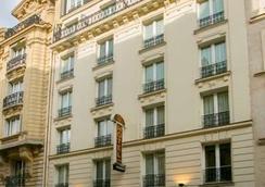 Alexandrine Opera - Paris - Building