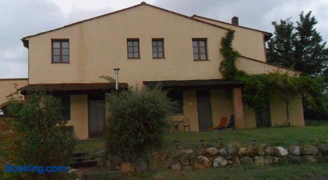Agriturismo Il Torrione - Certaldo - Building