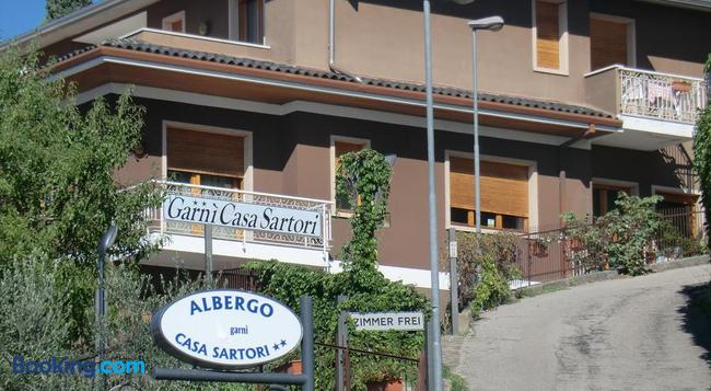 B&B Casa Sartori - Malcesine - Building