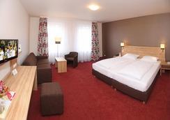 Hotel Lenz - Fulda - Bedroom