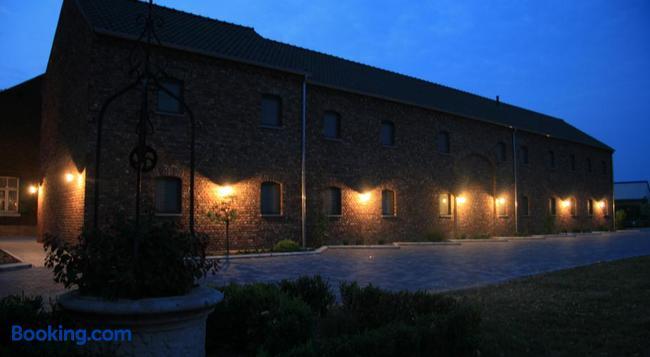 Hotel Oude Eycke - Maaseik - Building