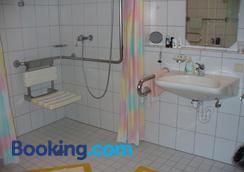 Bruckhuberhof - Bad Birnbach - Bathroom