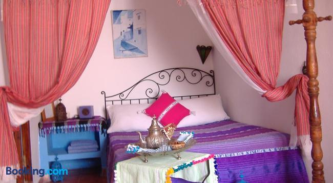 Casa La Palma - Chefchaouen - Bedroom