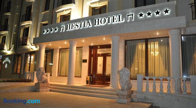 Hestia Hotel - Calarasi - Building