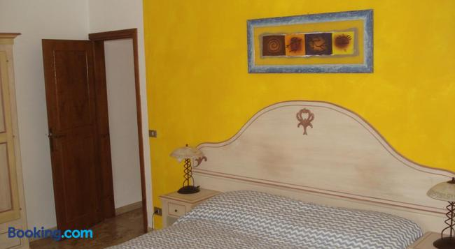 Scala Apartment - Florence - Bedroom