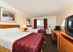 Americas Best Value Inn - Oakland / Lake Merritt - Oakland - Bedroom
