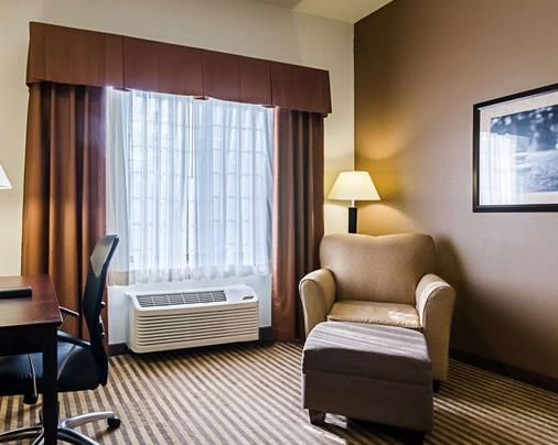 Comfort Inn & Suites Lawrence - University Area - Lawrence - Room amenity