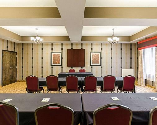 Comfort Inn & Suites Lawrence - University Area - Lawrence - Meeting room