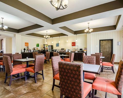 Comfort Inn & Suites Lawrence - University Area - Lawrence - Restaurant