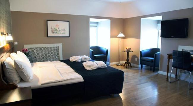 Best Western Hotel Gamla Teatern - Östersund - Bedroom