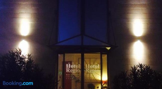 Hotel Regio - Rubiera - Building