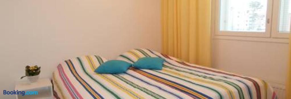 Huoneistohotelli Nallisuites - Oulu - Bedroom