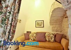Trulli Paparale - Alberobello - Bedroom