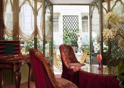 Chambiges Elysees - Paris - Lobby
