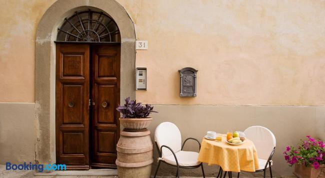 Appartamenti Belvedere - Cortona - Building