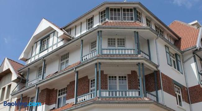 Hotel Astel - De Haan - Building