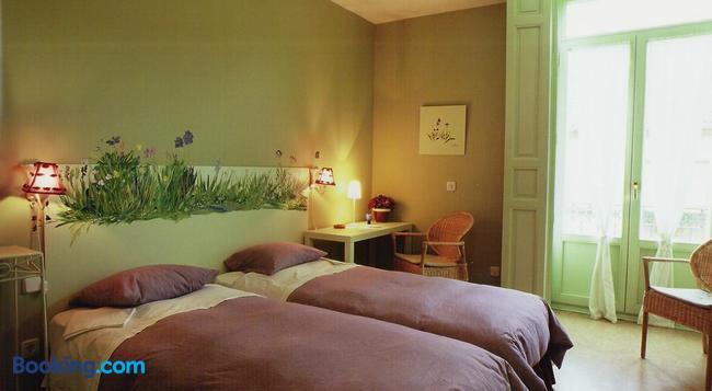 Hostal Fornos - Segovia - Bedroom
