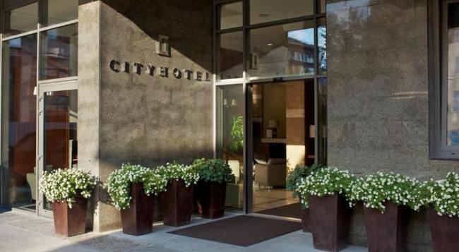 Cityhotel - Kiev - Building