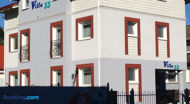 Villa 33 Blisko Plazy - Sopot - Building