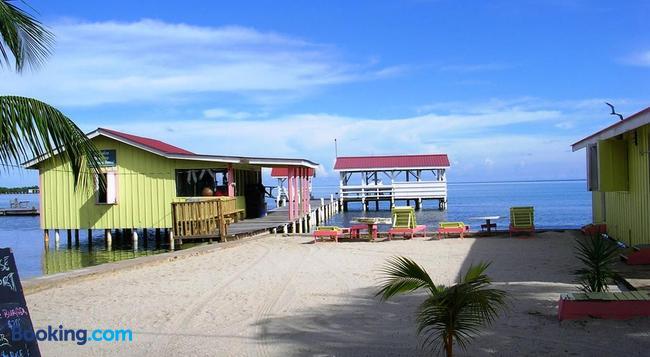 Paradise Resort - Placencia - Building