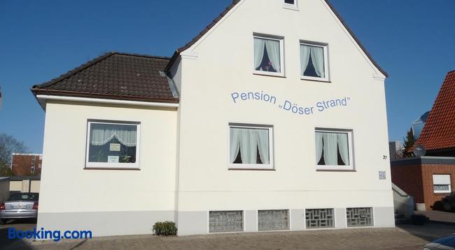 Pension Döser Strand - Cuxhaven - Building