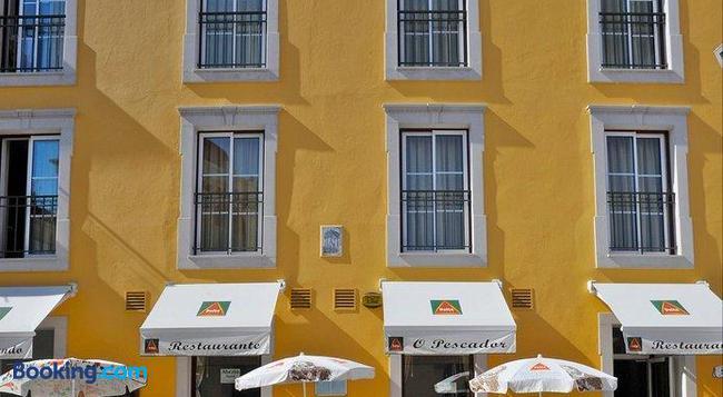 Dom Fernando II - Loulé - Building