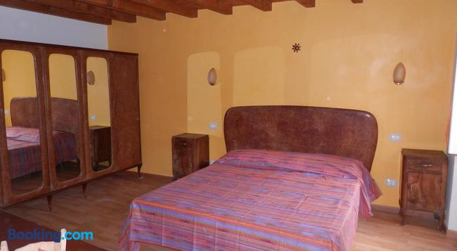 Calì B&B - Alatri - Bedroom