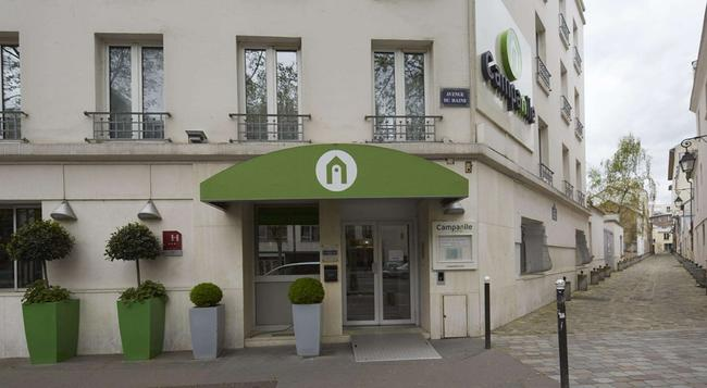 Campanile Paris Xiv Maine Montparnasse - Paris - Building