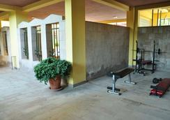 Palm Court Suites - Ayvalik - Gym