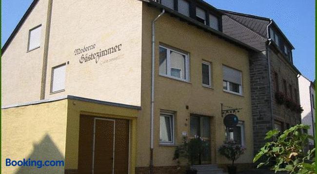 Gästehaus Kiesgen-Mendgen - Bernkastel-Kues - Building