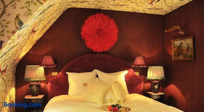 Exclusive Suites The Secret Garden - Bruges - Bedroom