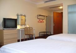 Prince Inn Shenzhen - Shenzhen - Bedroom