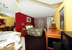 Americas Best Value Inn - Nashville - Bedroom