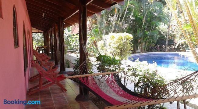 Hotel El Paraiso Escondido - Jaco - Building