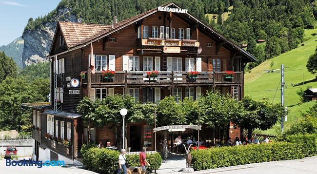 Hotel Steinbock - Lauterbrunnen - Building
