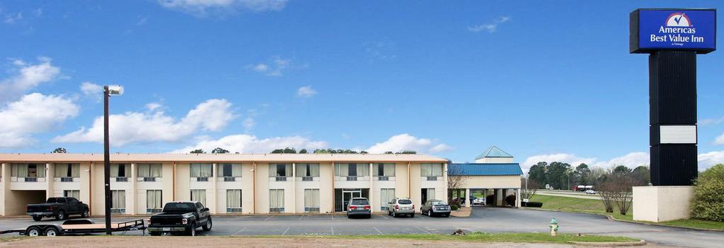 Americas Best Value Inn - Marshall - Building