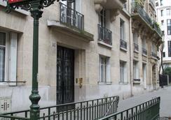 Villathena 2 - Paris - Outdoor view