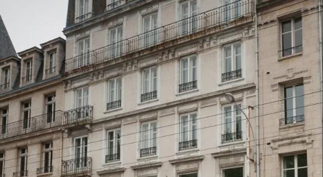 Coeur De City Hotel Nancy Stanislas - Nancy - Building