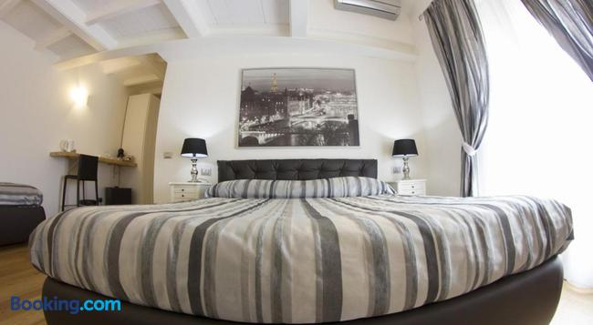 B&B Chez Moi Lame 57 - Bologna - Bedroom