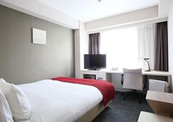 Daiwa Roynet Hotel Utsunomiya - Utsunomiya - Bedroom