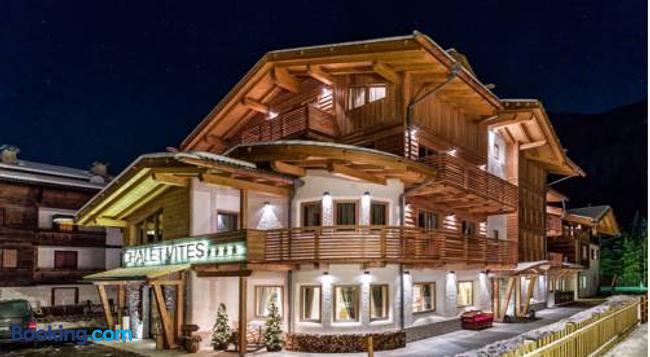 Chalet Vites Mountain Hotel - Canazei - Building