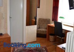 Hotel Waldersee - Hannover - Bedroom