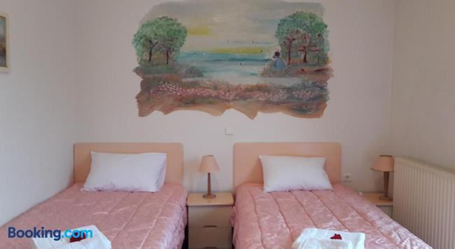 Artemis - Karpenisi - Bedroom