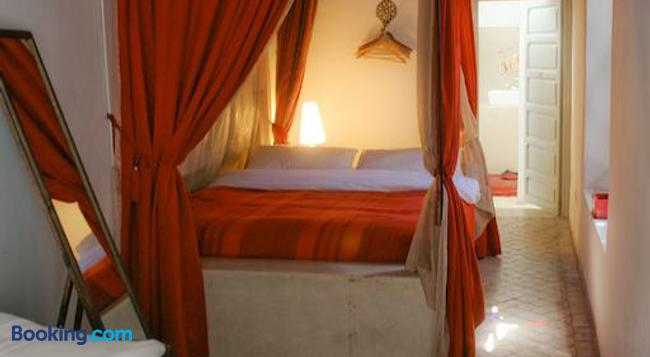 Riad Tizwa Marrakech - Marrakesh - Bedroom