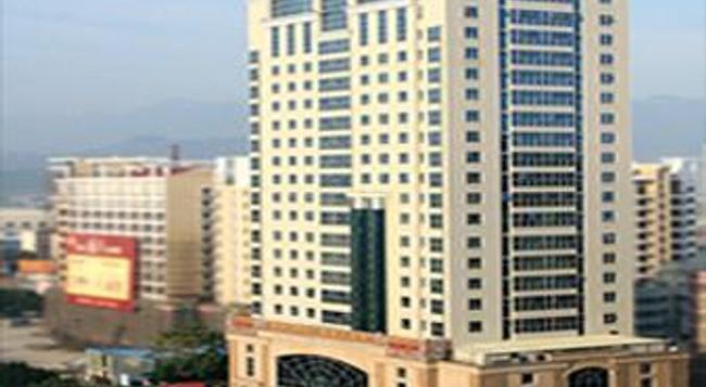 Days Hotel Jindu Fuzhou - Fuzhou - Building