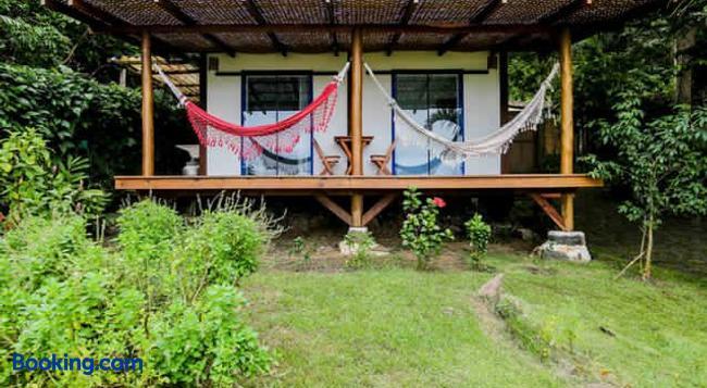 Suites E Bungalow Sol-Lua - Ilhabela - Building