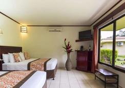 Arenal Volcano Inn - La Fortuna - Bedroom